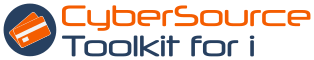 Cybersource Toolkit for i